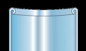 pet円筒カール